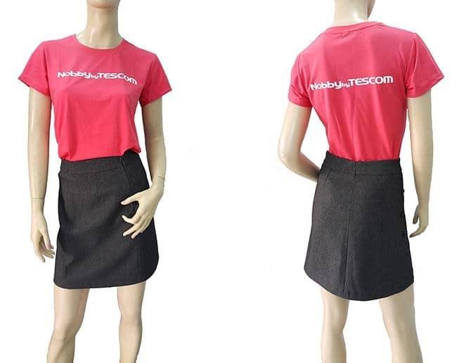 Điểm khác biệt giữa đồng phục áo thun và đồng phục sơ mi