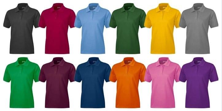 May đồng phục áo thun công sở cần lưu ý đến chất liệu vải