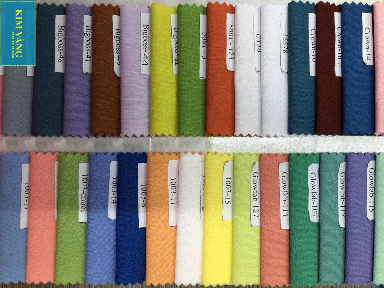Ưu và nhược điểm của một số loại vải dùng để may áo thun nữ