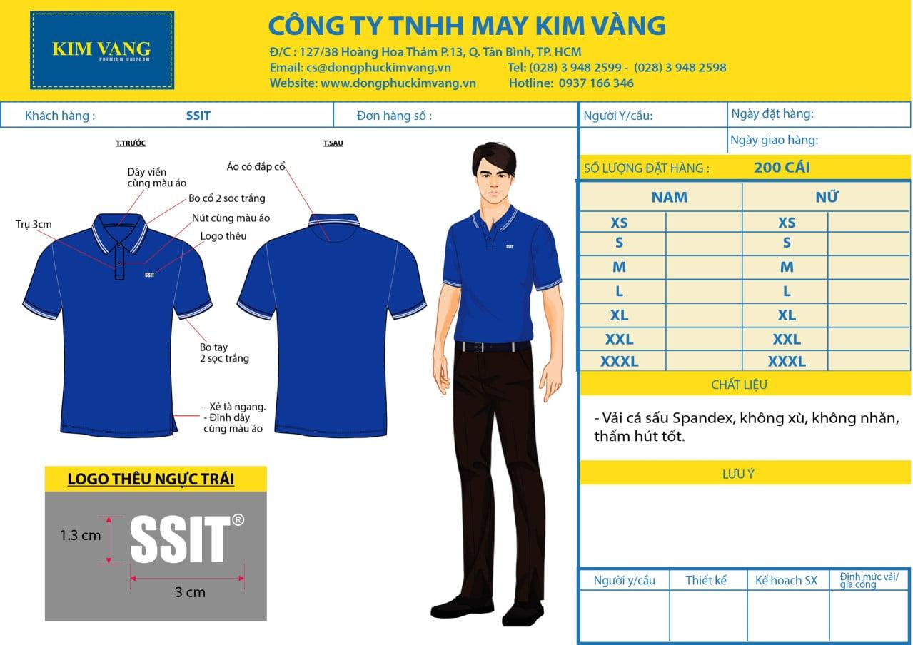 Xưởng may áo thun tại TP Hồ Chí Minh ở đâu chất lượng?