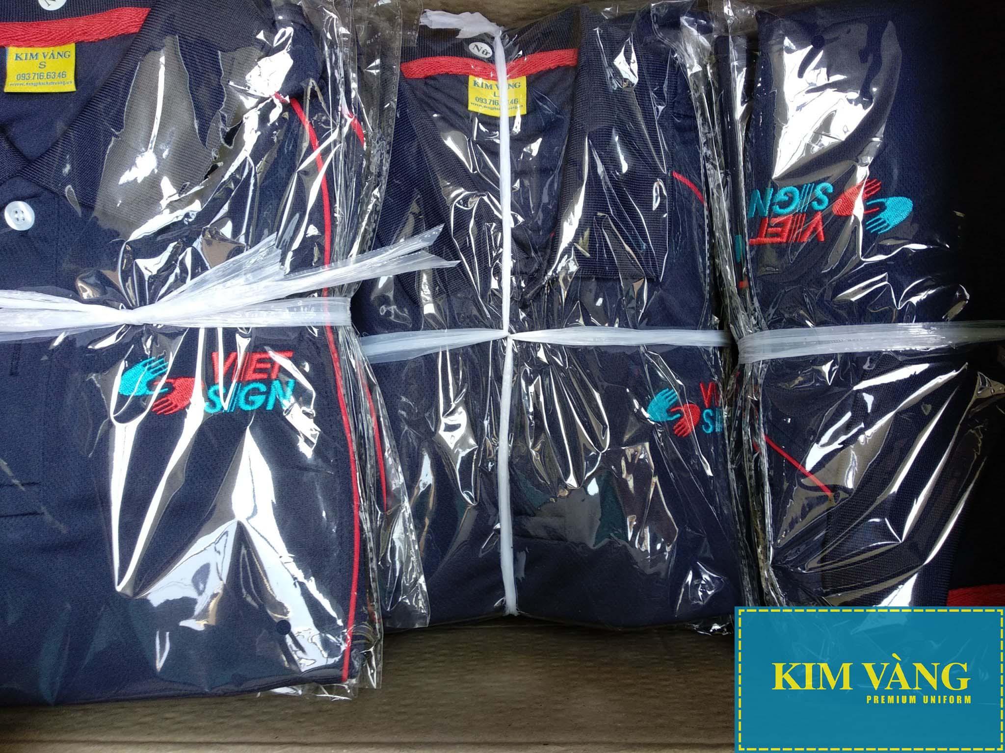 Kim Vàng - Xưởng May Áo Thun Sài Gòn Chất Lượng Cao