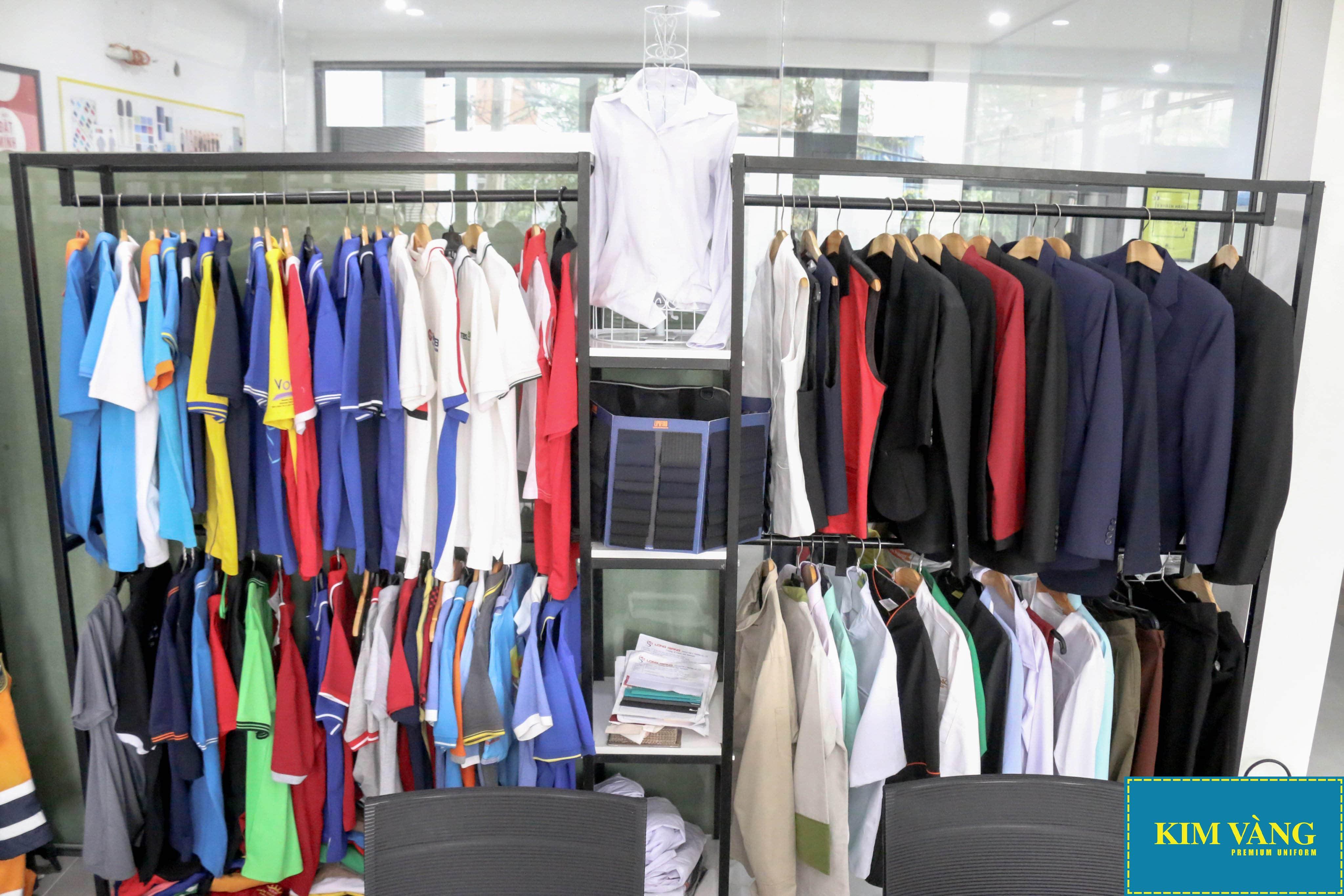 Kim Vàng - Địa Chỉ May Áo Thun Giá Rẻ Tại Xưởng Ở Tân Bình